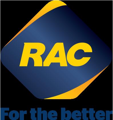 RAC - For the better - logo